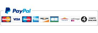logo paypal paiementssecurises