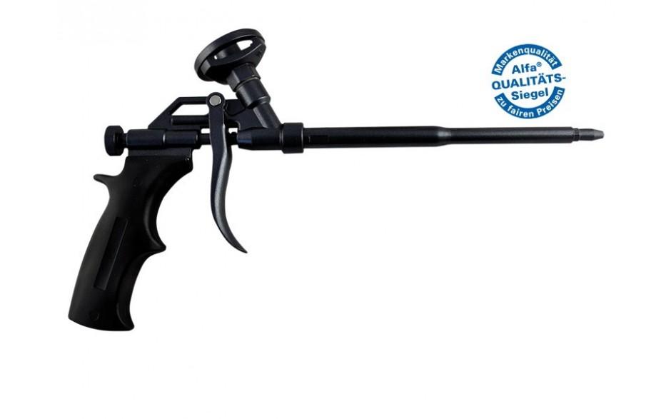625 alfa pistolet pour mousse pu premium black. Black Bedroom Furniture Sets. Home Design Ideas